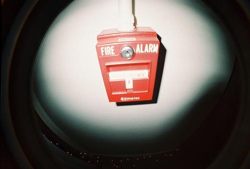 Serviço de Alarmes