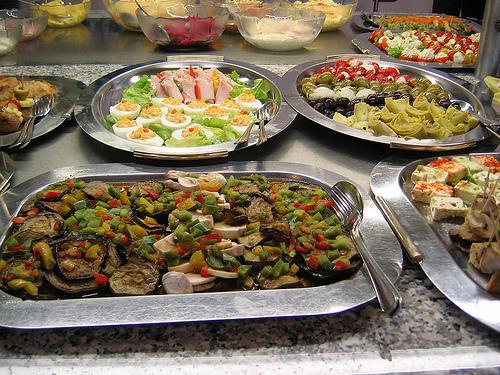Serviços de buffet e decoração