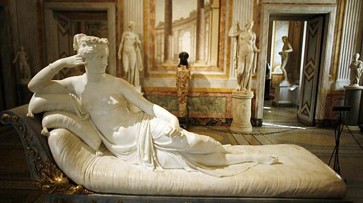 Síntese da arte Borghese