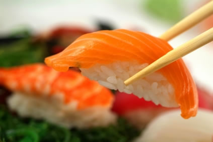 Sushi – Primeiro estranha-se, depois entranha-se