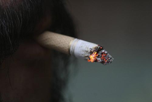 Tabaco reduz a hipótese de ter filhos?