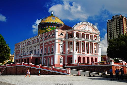 Teatro Amazonas – A Casa De Ópera No Meio Da Floresta Amazônica
