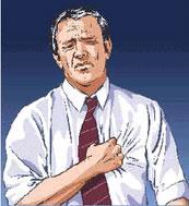 Tratamento angina do peito, apendicite, falta de apetite, falta de ar e arroto