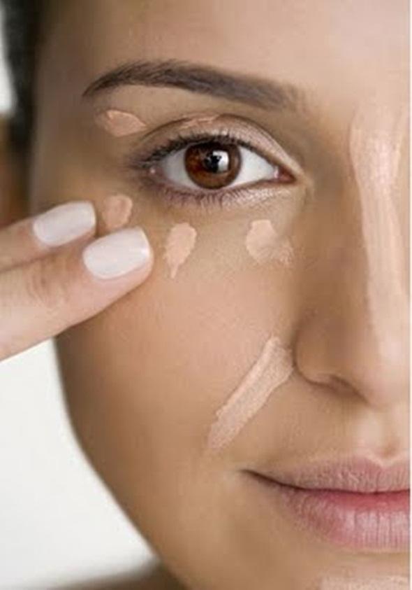Truques simples de maquiagem para disfarçar as imperfeições da pele