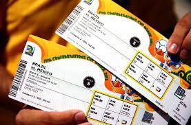 Última fase para a compra de ingressos para a Copa do Mundo Brasil 2014