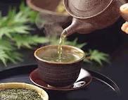 Um chá para boa saúde