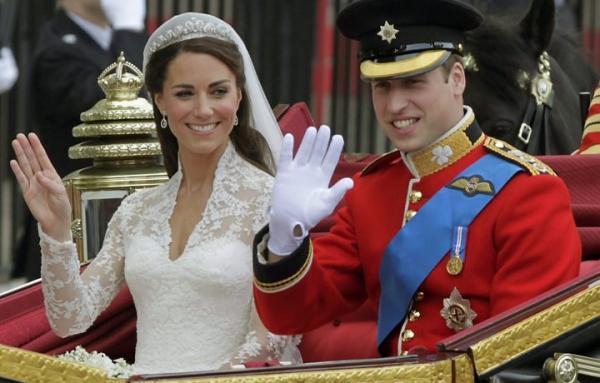 Um pouco sobre a Duquesa de Cambridge