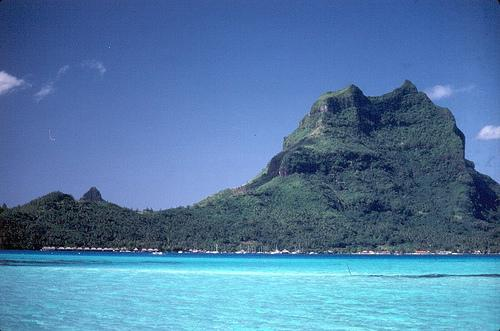 Uma viagem à Polinésia francesa