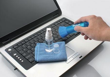 Veja alguns cuidados e dicas para fazer a limpeza de seu notebook