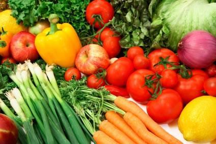 Verduras um alimento poderoso
