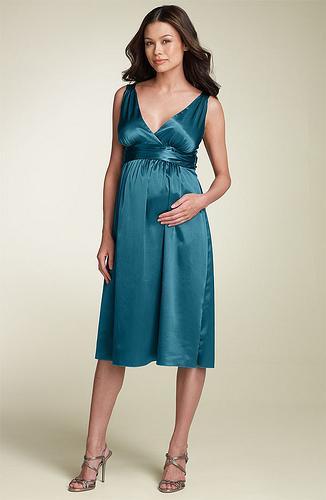 Vestidos Compridos de cetim