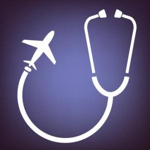 Viage com saúde e segurança