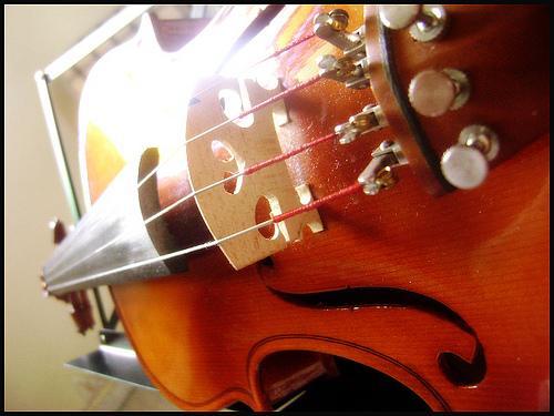 Violino de Stradivarius