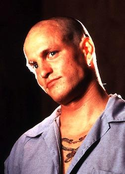 "Woody Harrelson em ""The Hunger Games"""