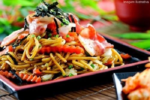 Yakisoba – A comida chinesa deliciosa