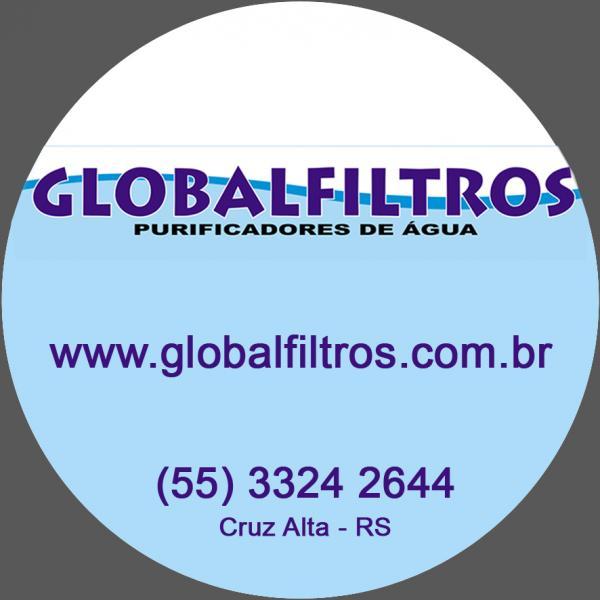 Globalfiltros e Purificadores de Água - Globalfilt