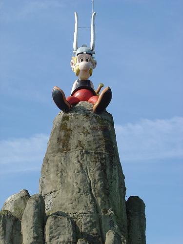 50 Anos de Asterix