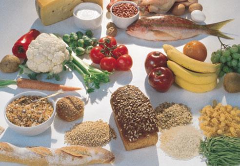 A Alimentação Correcta Em Caso De Doença