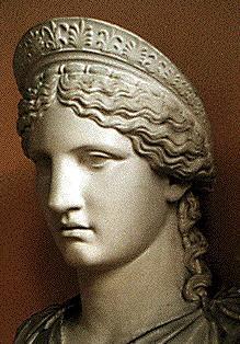 A Deusa Hera Na Ilíada