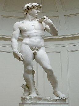 A Escultura David
