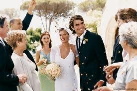 A Etiqueta No Dia Do Casamento