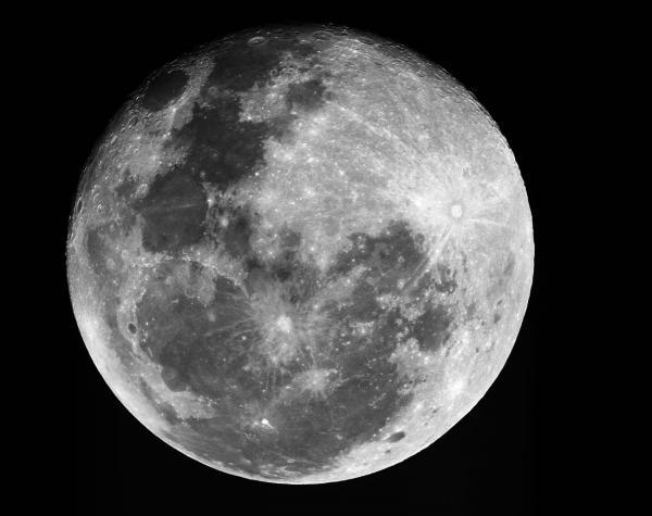 A existência da Lua