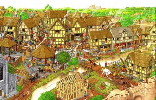 A Mentalidade Do Homem Da Idade Média