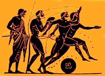 A Origem Dos Jogos Olímpicos