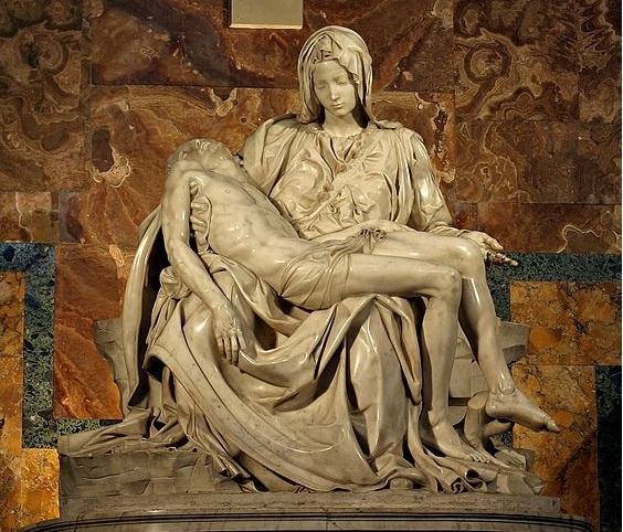 A Pietà