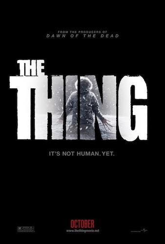 """A prequela de """"The Thing"""" já tem poster"""