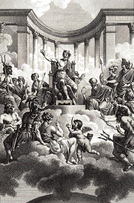A Religião Dos Gregos