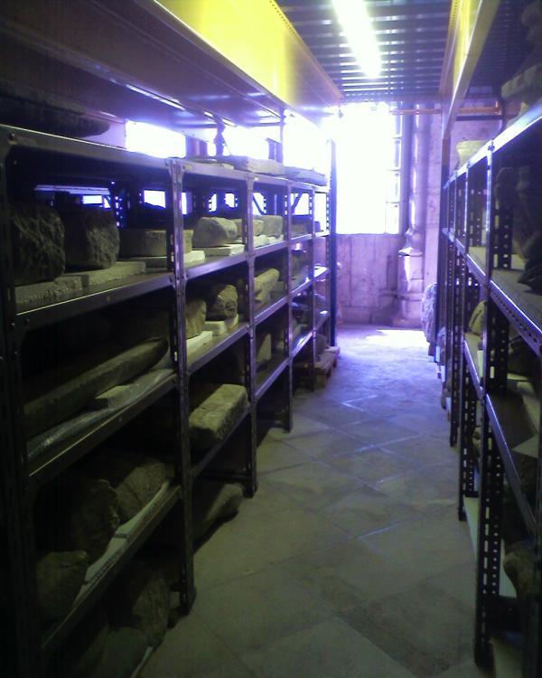 A Reserva Geral Do Museu Nacional De Arqueologia