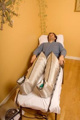 A utilidade de um tratamento de Pressoterapia