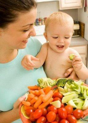 Alimentos Com Ferro Para Bebês