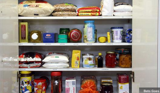 Alimentos que não podem faltar na despensa