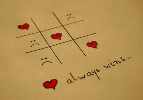 Amor vence o medo