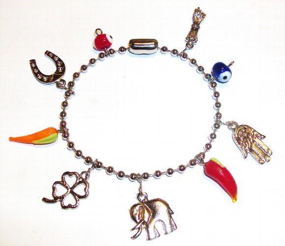 Amuletos da sorte e seus significados