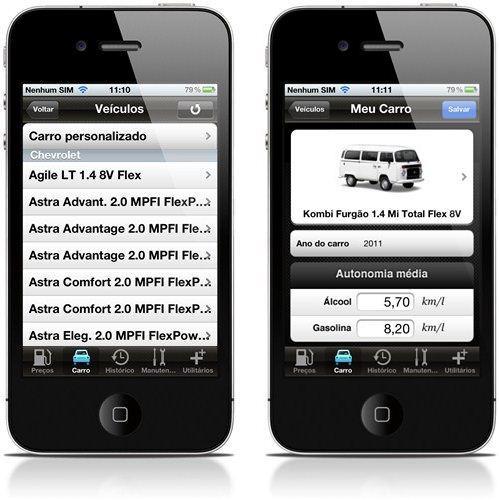 Aplicações que ajudam a economizar combustível