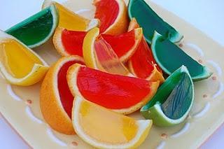 Aprenda a fazer Laranja de gelatina