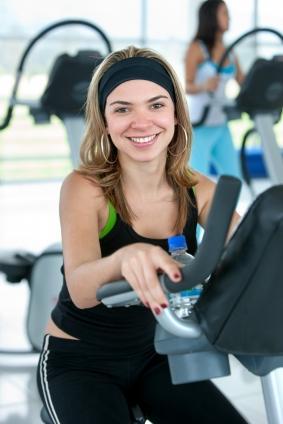 Aprenda a perder peso no ginásio