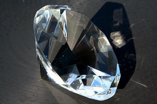 Aprenda a reconhecer um diamante