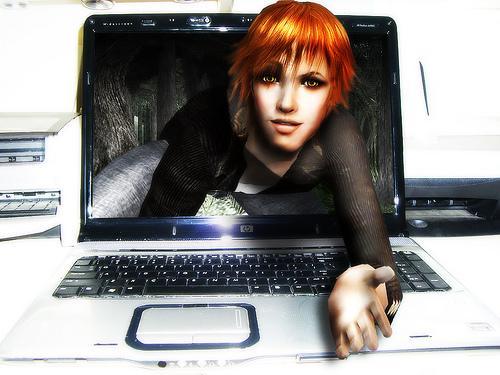 Aprenda a seduzir e a atrair pela Internet
