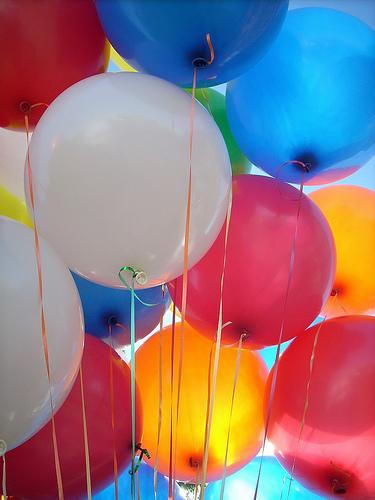 Arte em balões: algumas dicas de como fazer
