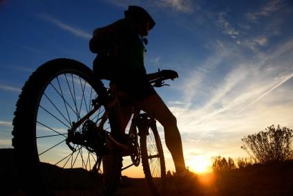 As bicicletas estão na vanguarda