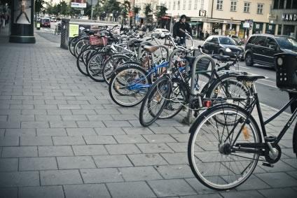 Bicicletas versus carros