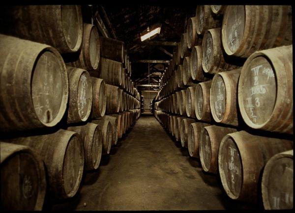 As exportações do vinho do Porto