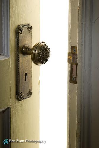 As fechaduras são uma questão de segurança