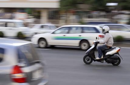 Economize ao andar de mota