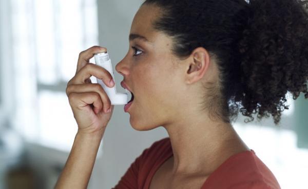 Asma durante a gestação