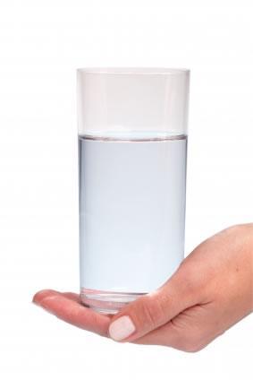 Beba água: combata a desidratação!